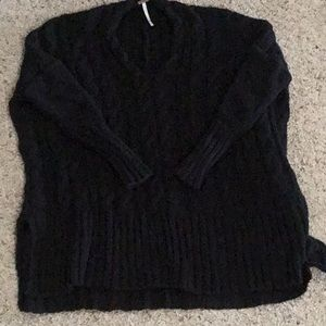 Free People comfy sweater XS